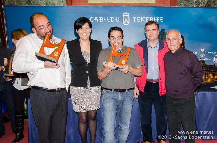 El triunfo absoluto fue para Sacha Lobenstein y Adrián Fernández